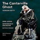 CD Getty, G. - Canterville Ghost -Sacd- Gewandhaus
