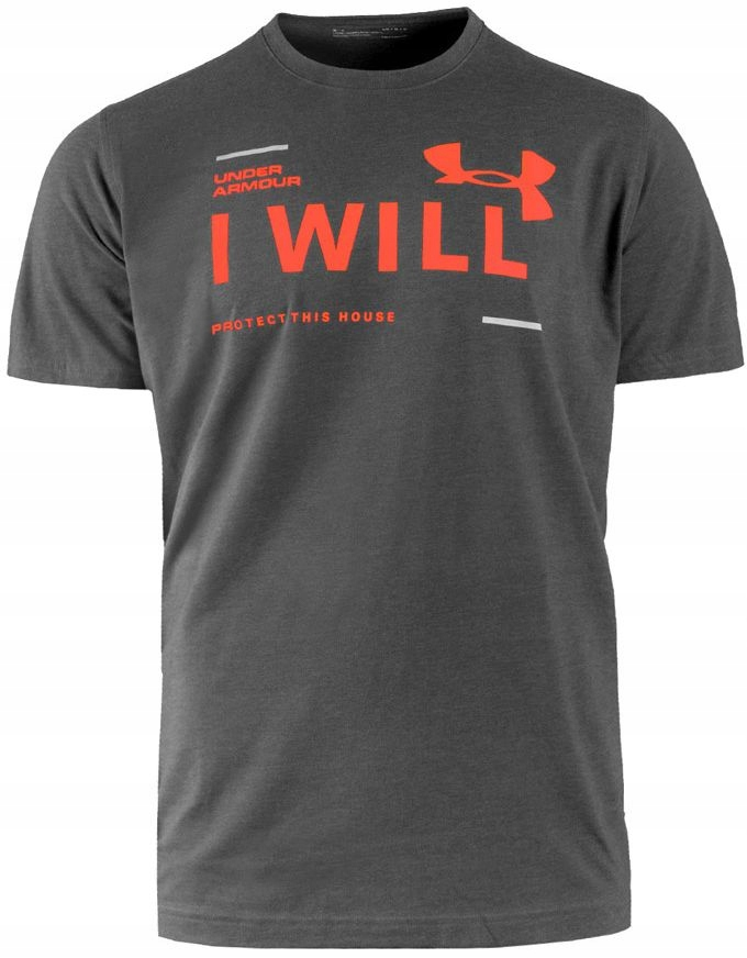 Koszulka Under Armour I Will SS 1297961 # M