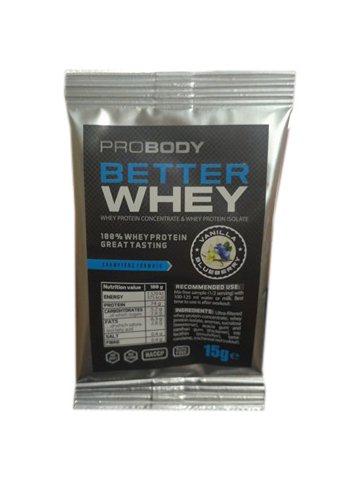 PROBODY Better Whey WPC & WPI 2x15g białko