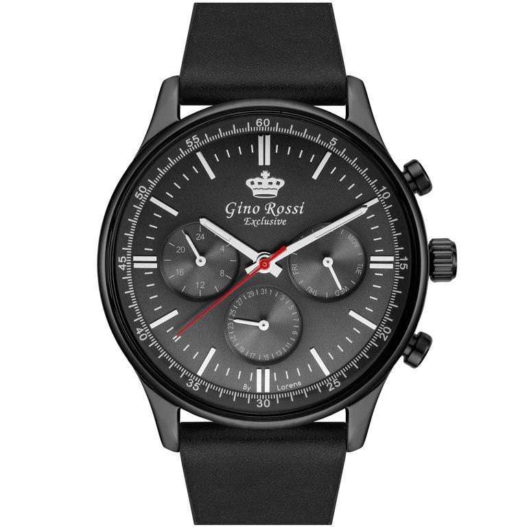 Zegarek GINO ROSSI E-10602A-1A3 - EXCLUSIVE (zg278