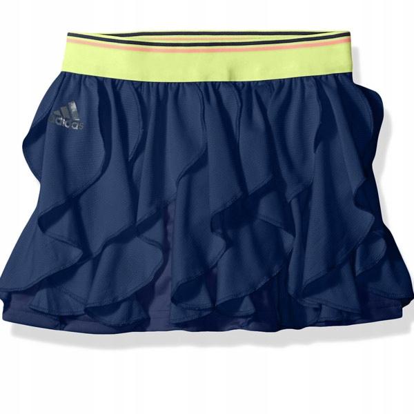 Adidas Frilly Skirt Spódniczka tenis 140