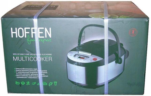MULTICOOKER HOFFEN MC-8420 @ZAPAKOWANY!!! @OKAZJA
