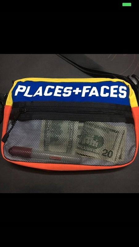 Bag Places + Faces