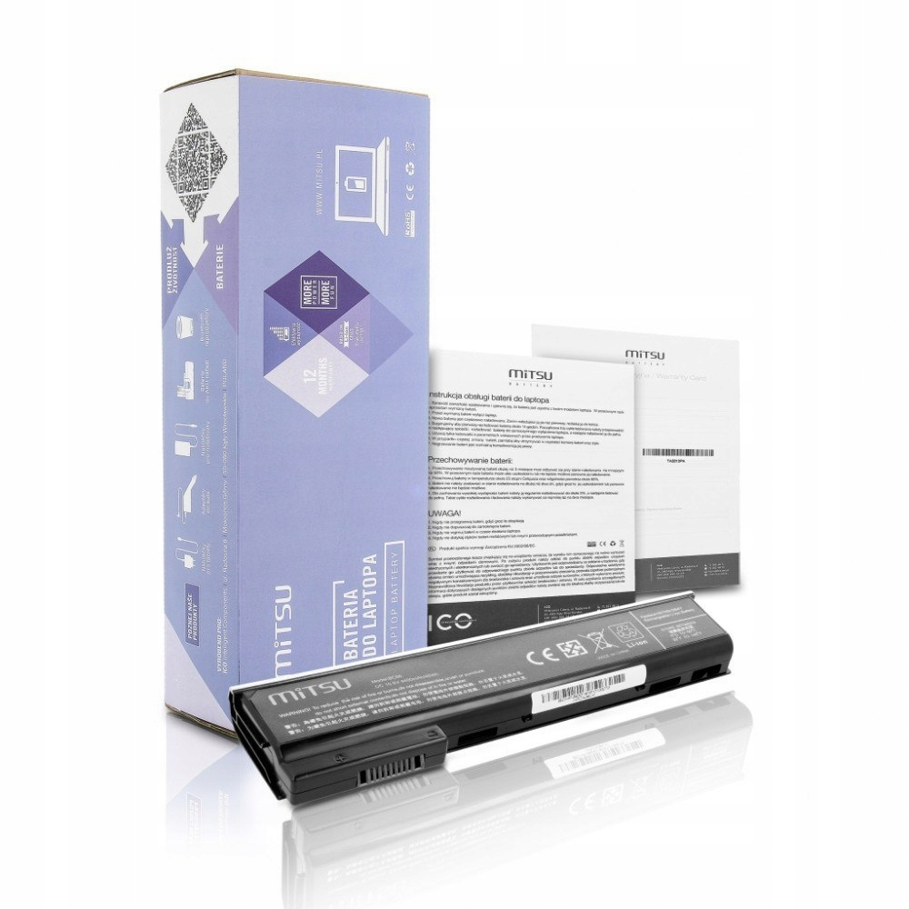 Bateria do HP Probook 640 G0, G1 4400 mAh (48 Wh)