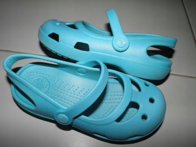 Sandałki CROCS ,rozm.C10 ,EUR.27,wkł.17cm