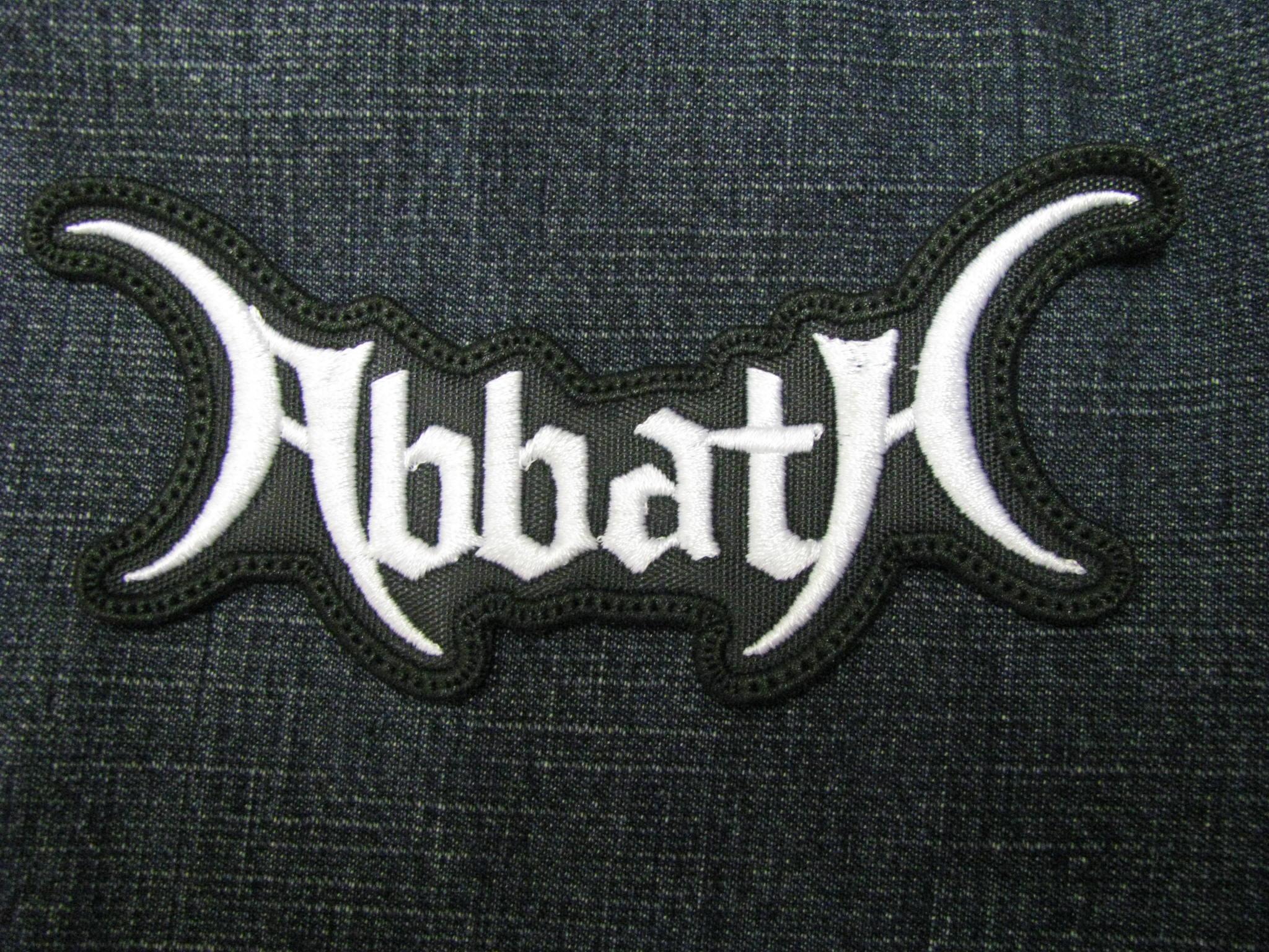 ABBATH black metal Naszywka haft