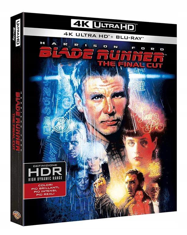 Blade Runner 4k uhd PL napisy i lektor nowy folia