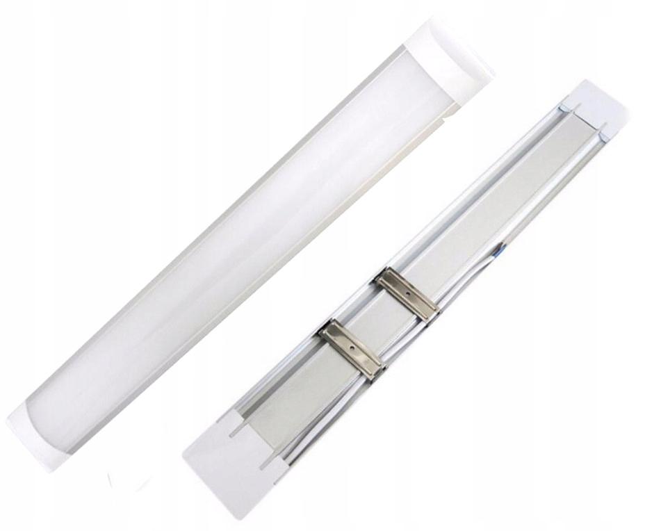Lampa Led 120cm Do Garażu Panel Led świetlówka 7578607191