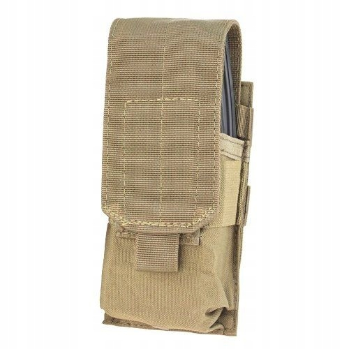 Condor - Single M4, M16 Magazine Pouch - Coyote Ta