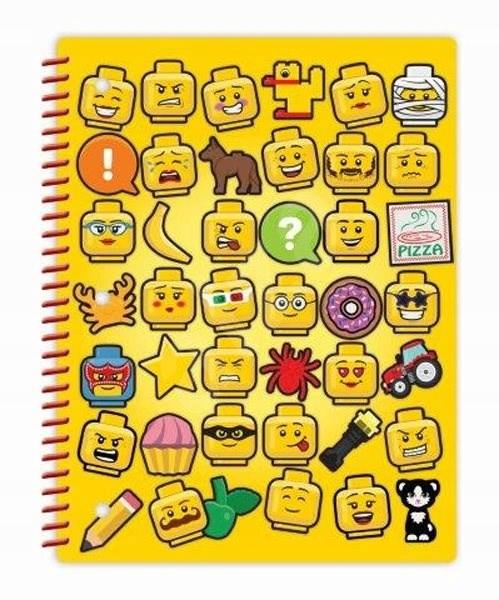 Smartlife Notatnik Lego