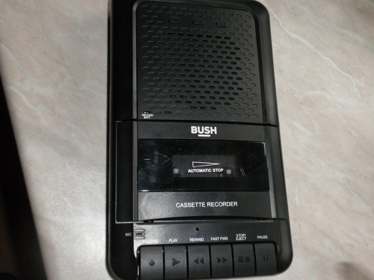 magnetofon BUSH z USB