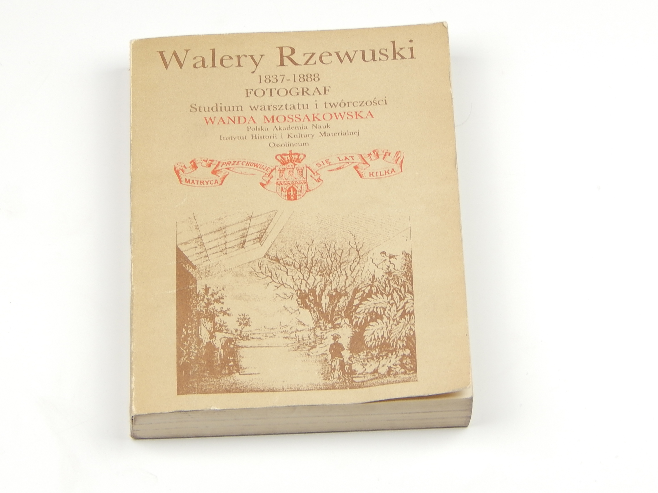 WALERY RZEWUSKI FOTOGRAF STUDIUM MOSSAKOWSKA