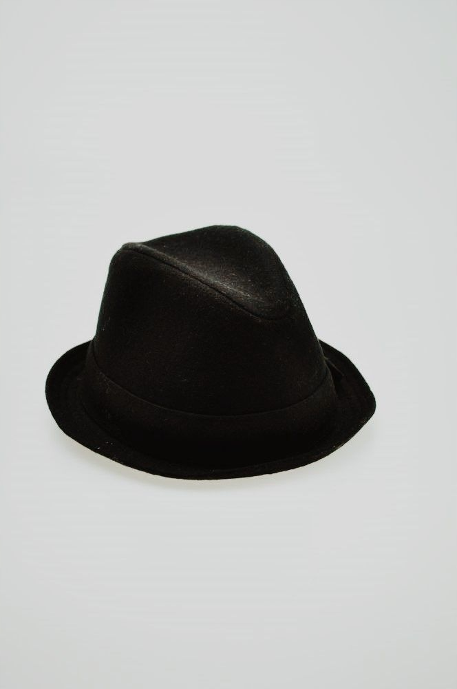 MISS SIXTY Czarny wełniany kapelusz (OS)