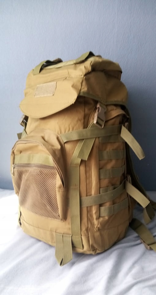 Plecak militarny taktyczny turystyczny 50L outdoor