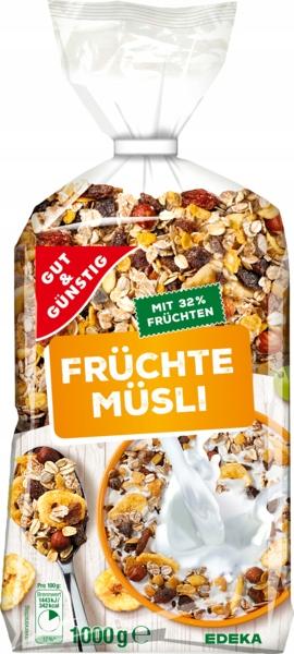Musli Owocowe 1kg