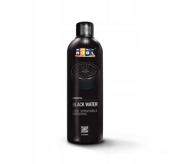 ADBL BLACK WATER DO NABŁYSZCZANIA OPON GUMY 500ml
