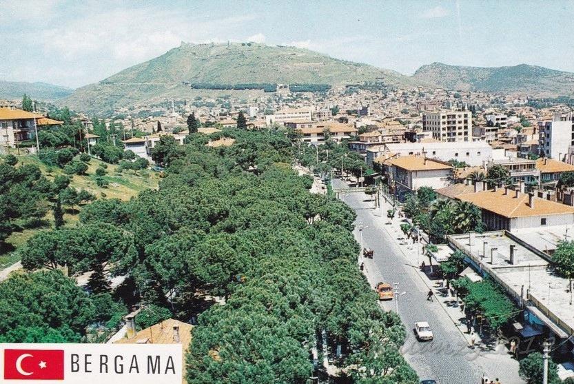 TURCJa - Bergama