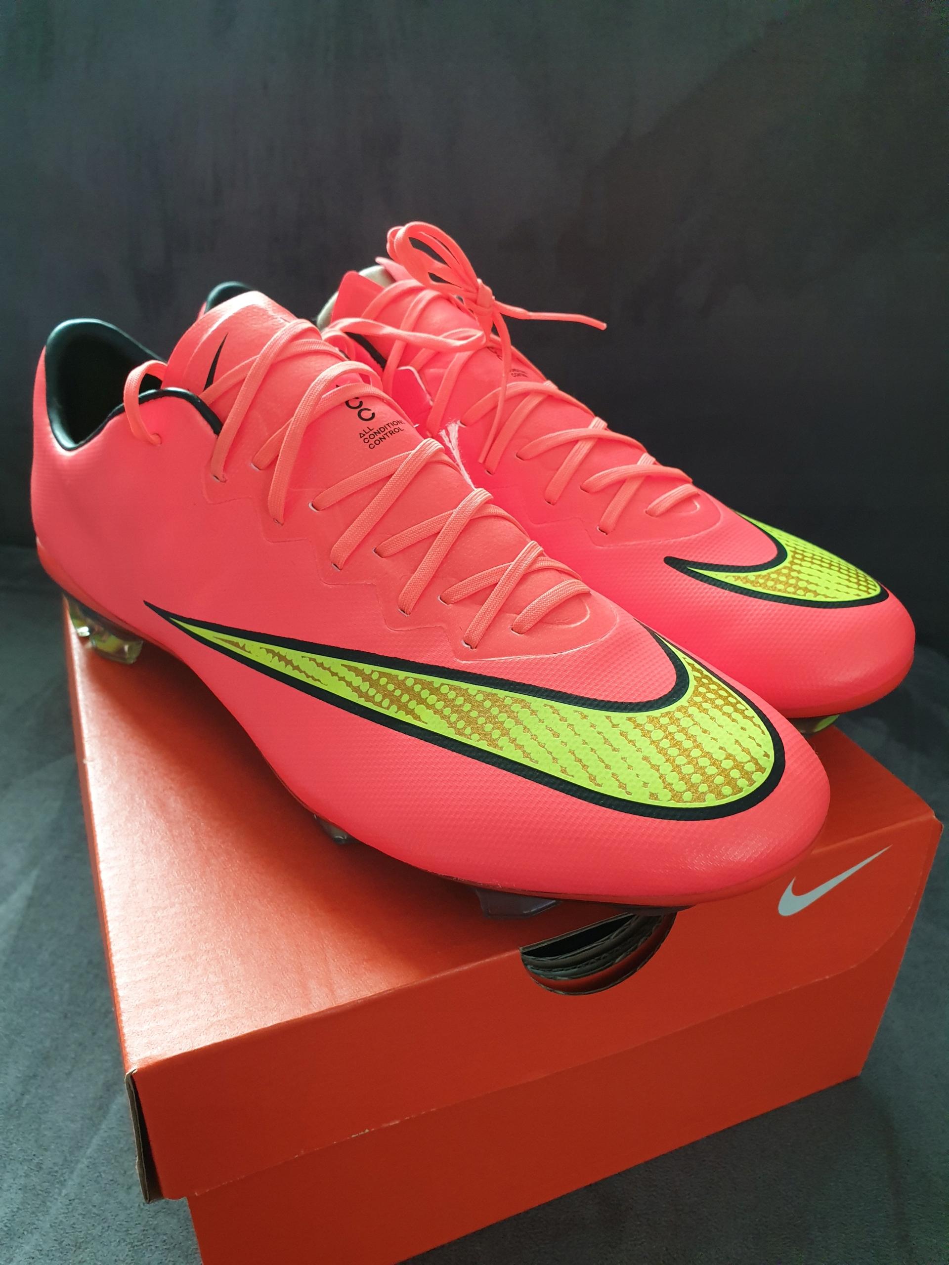 Nike Mercurial Vapor X RED Nowe 45,5nr!!Rarytas!!!