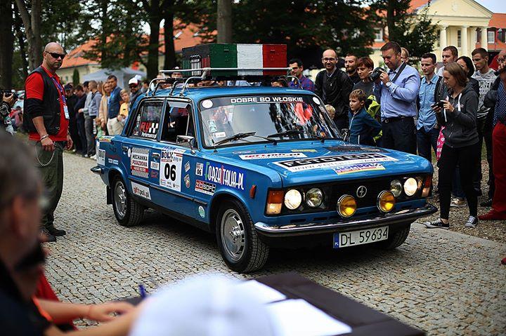 FSO 1500 Fiat 125p Złombol