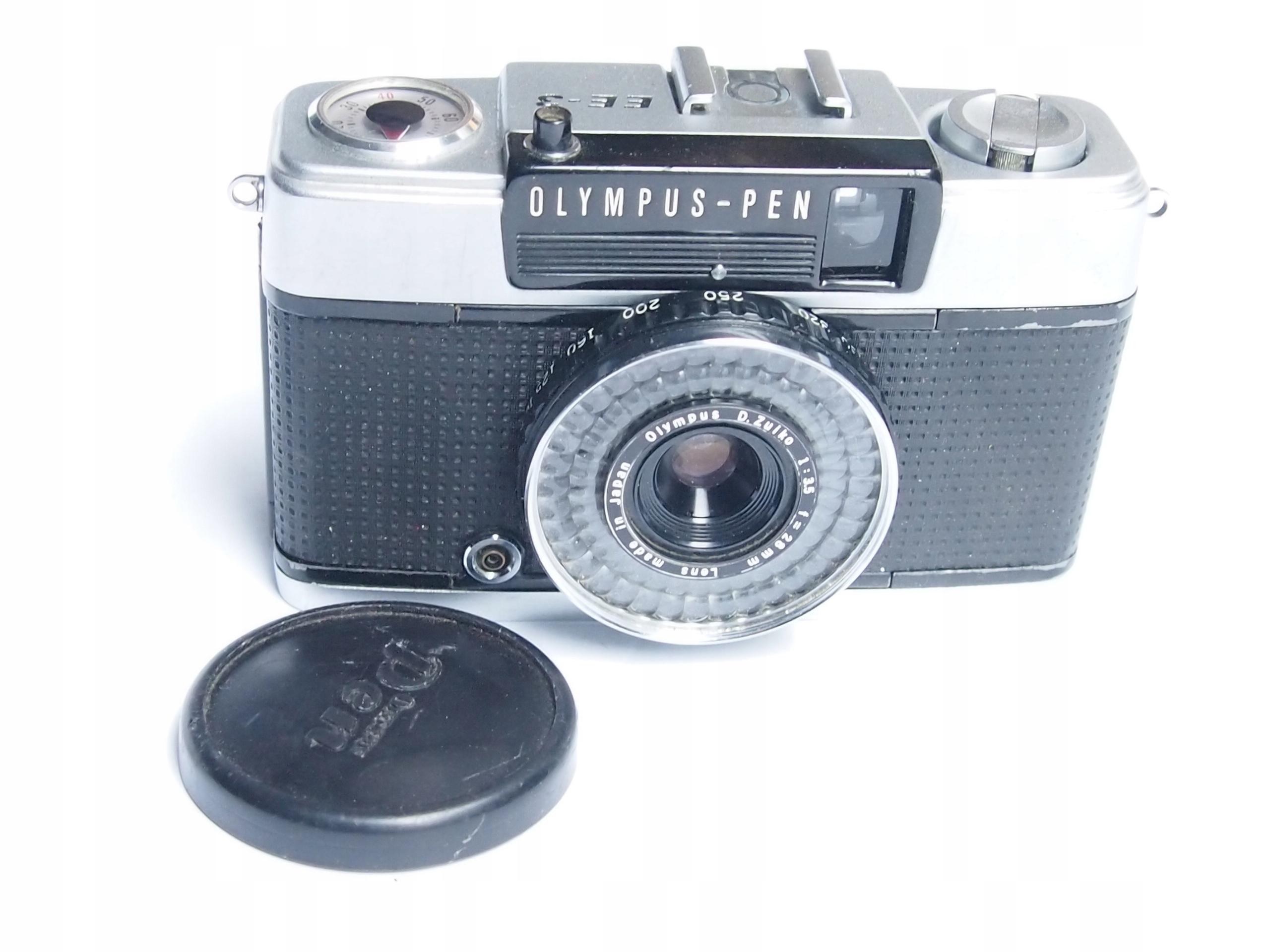 Aparat kolekcjonerski Olympus EE-3