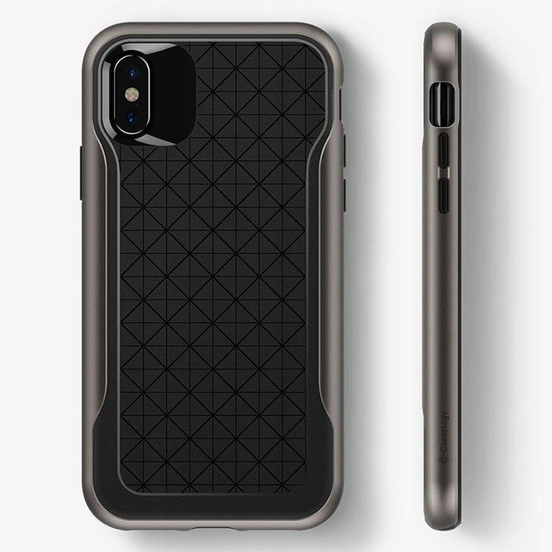 Caseology Apex Case - Etui iPhone Xs / X (Black/Wa