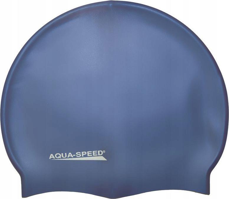 Aqua-Speed Czepek pływacki Mega 17 grafit (48054)