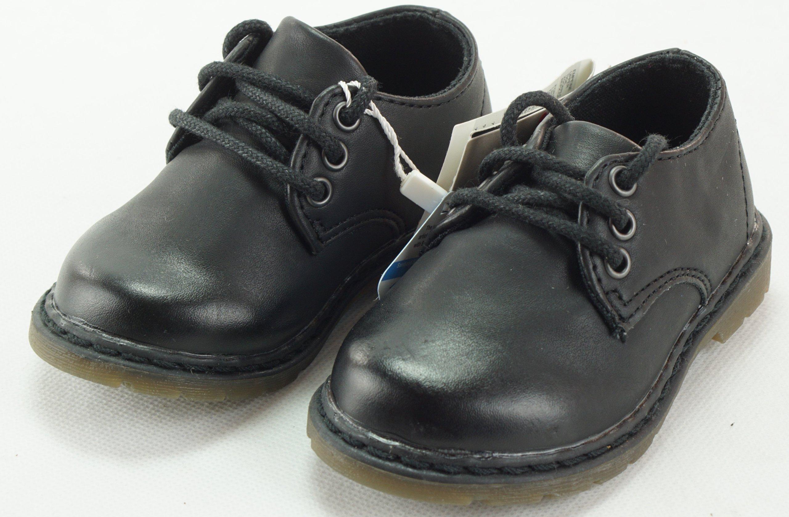 ZARA BABY czarne pantofle R.18 (B27) 4617/03
