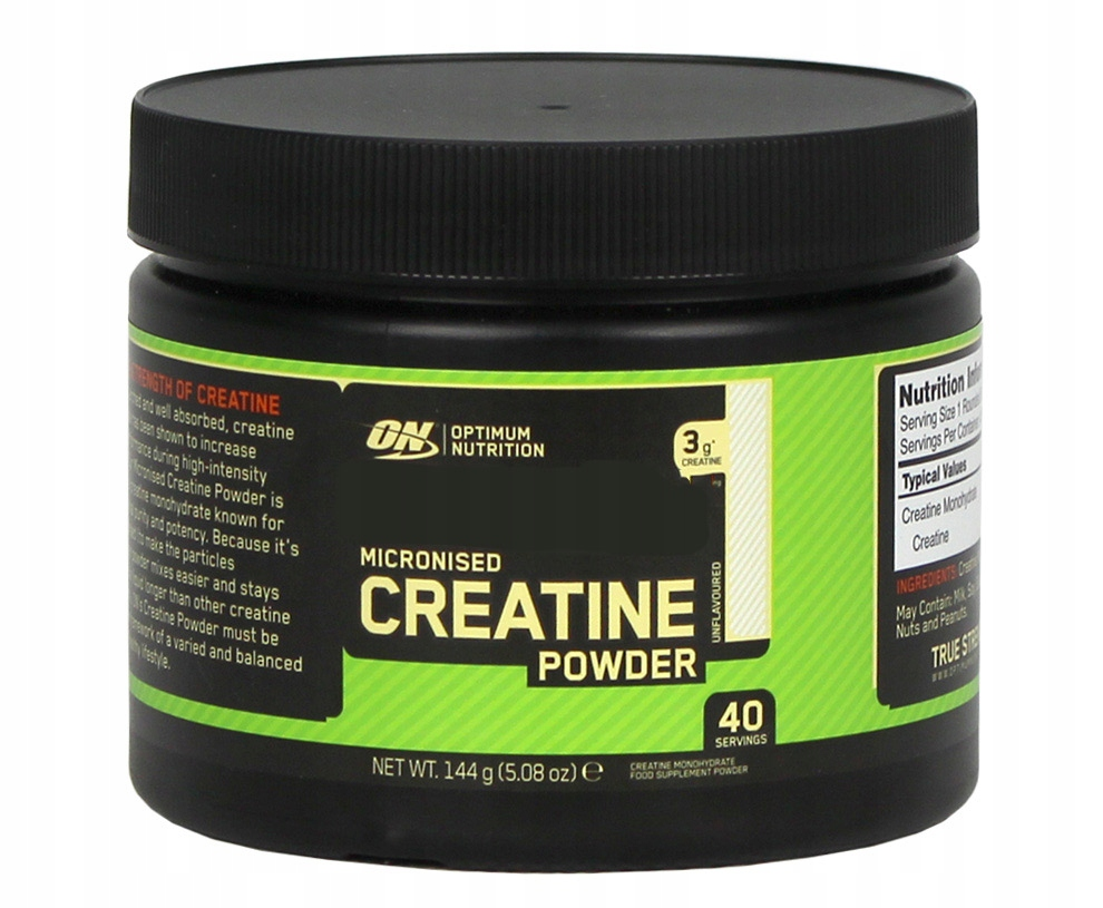 OPTIMUM CREATINE 144g KREATYNA MONOHYDRAT ON