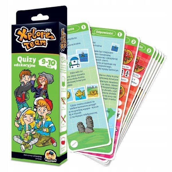 Explore Quizy edukacyjne 9-10 lat