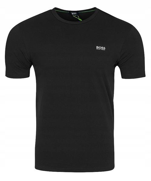 T-Shirt Koszulka męska Hugo Boss MW14 Czarna