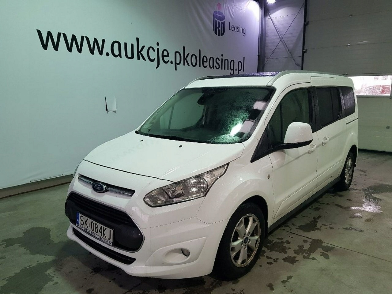 FORD Grand Tourneo Connect 1.5 TD