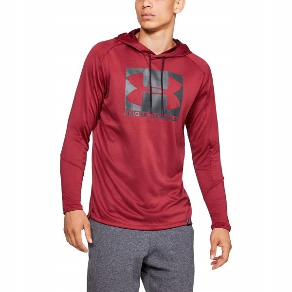 BLUZA MĘSKA UNDER ARMOUR LIGHTER LONGER L