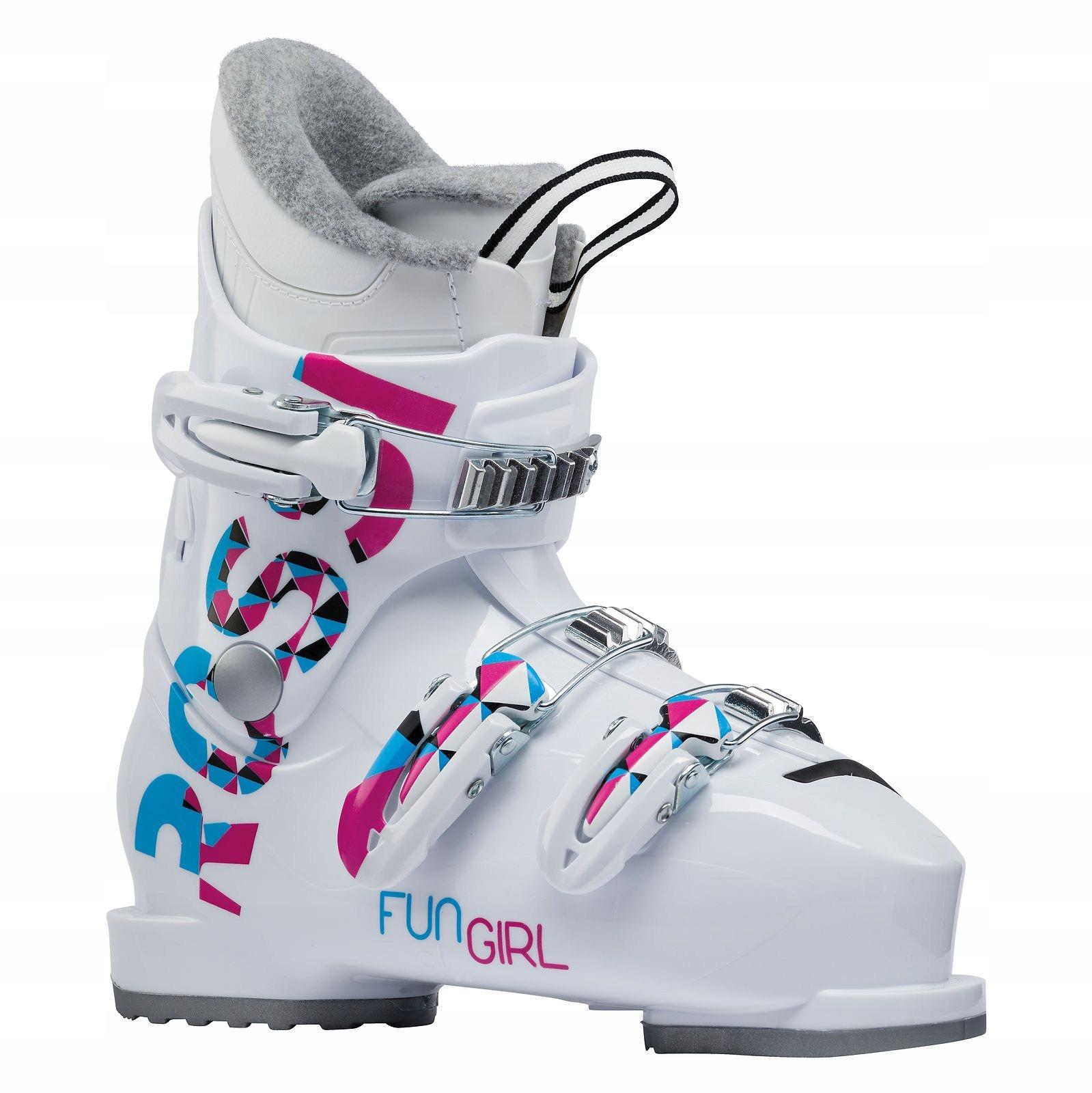 Buty narciarskie Rossignol Fun Girl F40| r.21,5