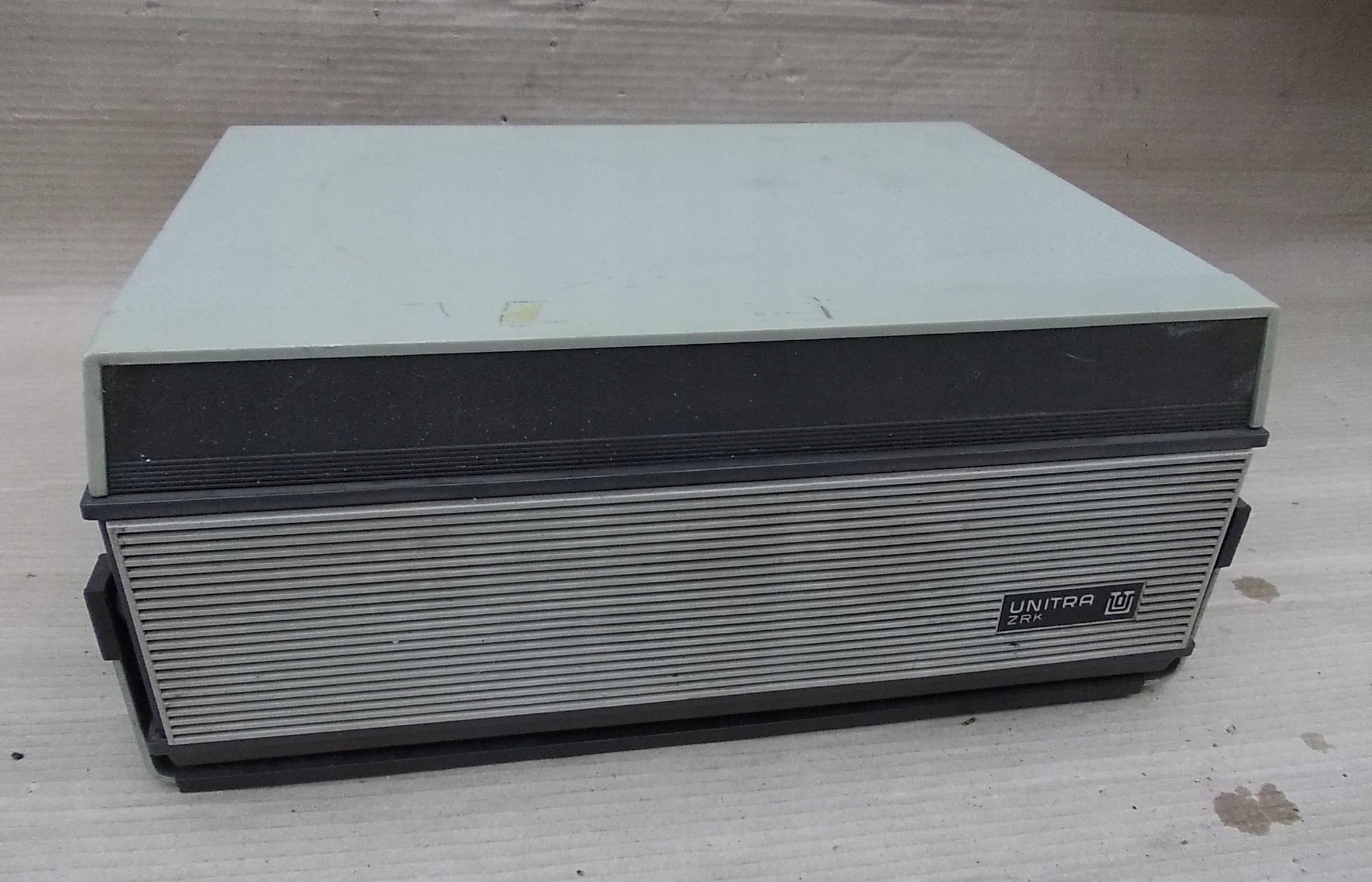 UNITRA ZK120 magnetofon szpulowy