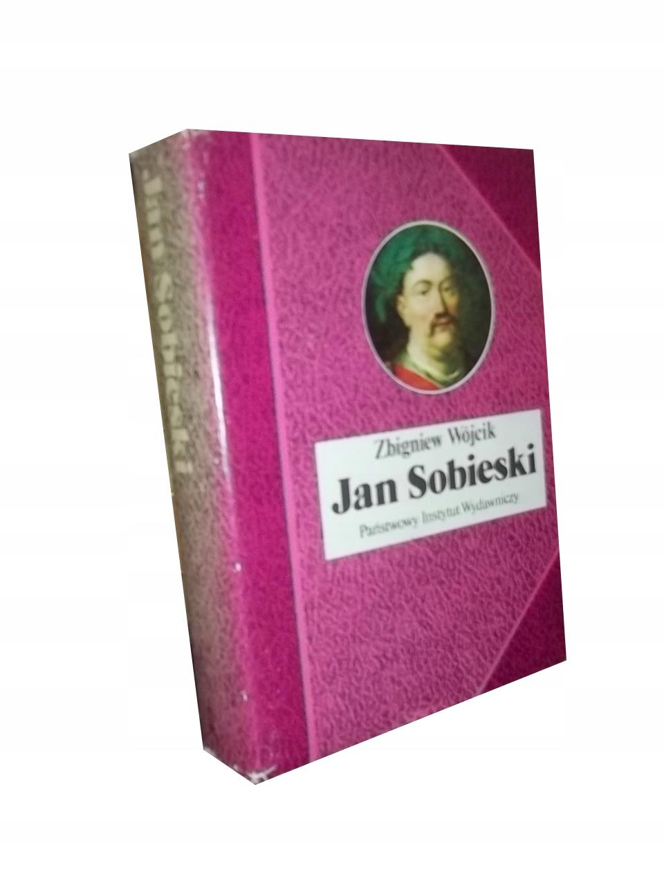 Wójcik Zbigniew _ Jan Sobieski _ Biografia _Wa-wa