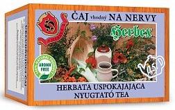 Herbata ziołowa USPOKAJAJĄCA SYSTEM NERWOWY Herbex