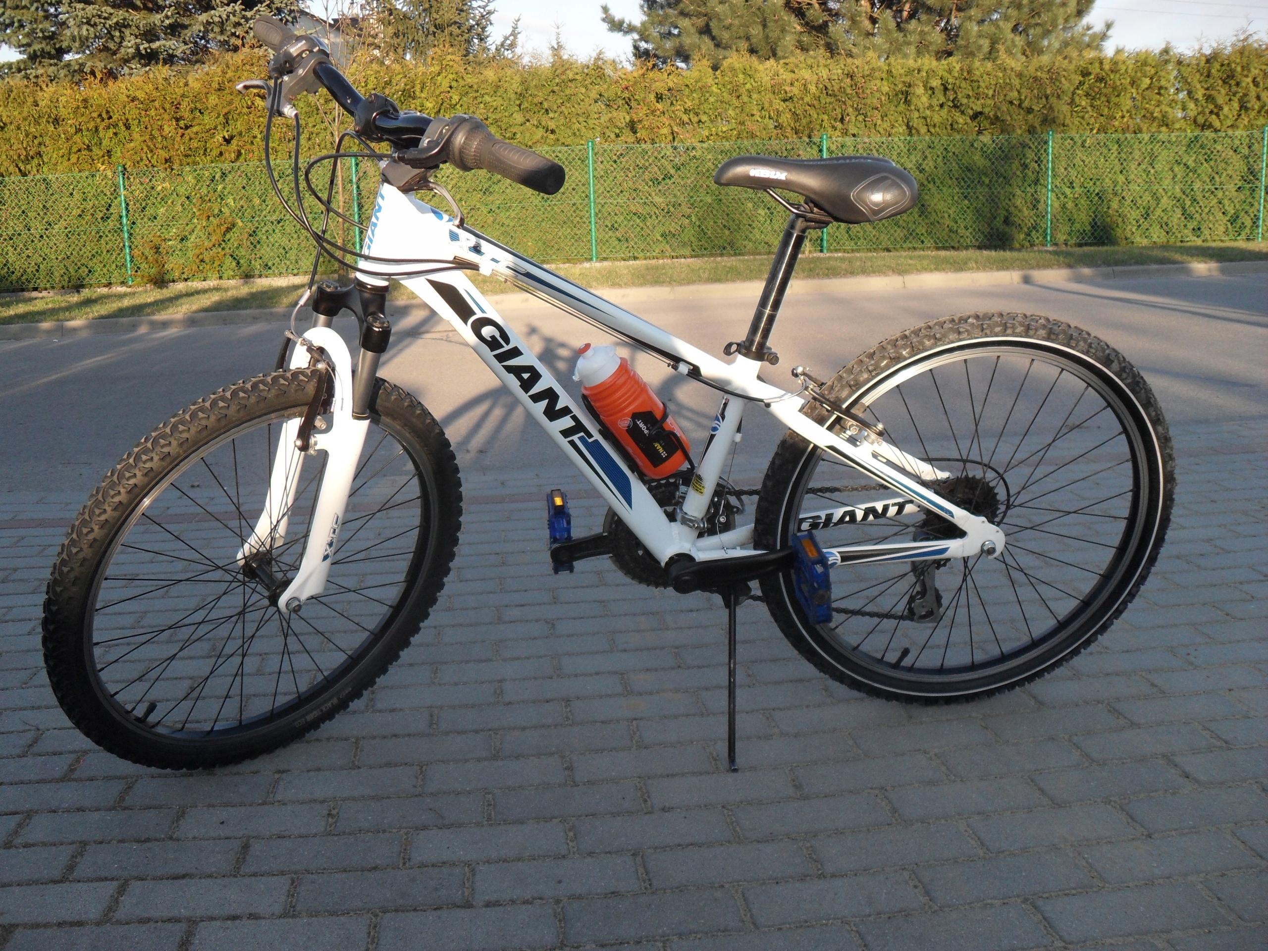Rower Giant XTC junior 24' Aluminium