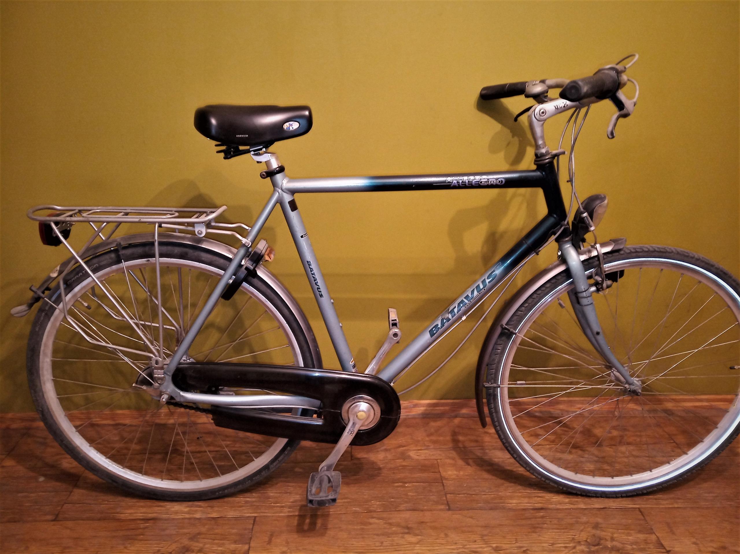 rowert miejski Batavus Allegro koła 28 cali
