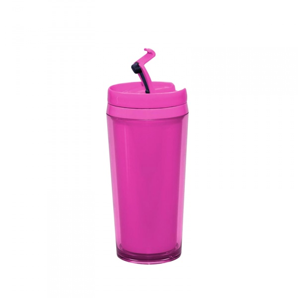 f66f1be5eaf Kubek termiczny 450 ml Zak! Pop! różowy - 7549481817 - oficjalne ...