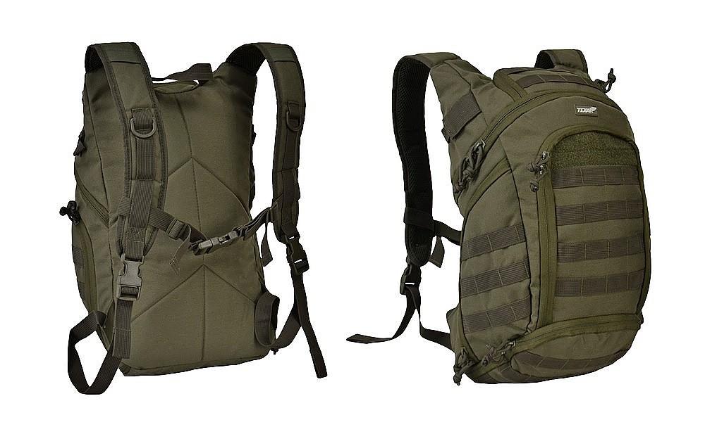 Plecak taktyczny Cober olive 25L firmy Texar