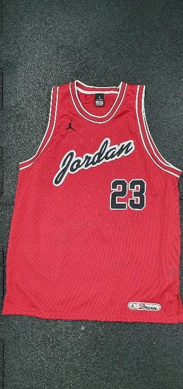 Jumpman Jordan Nike XL wzór Bulls 1984-85