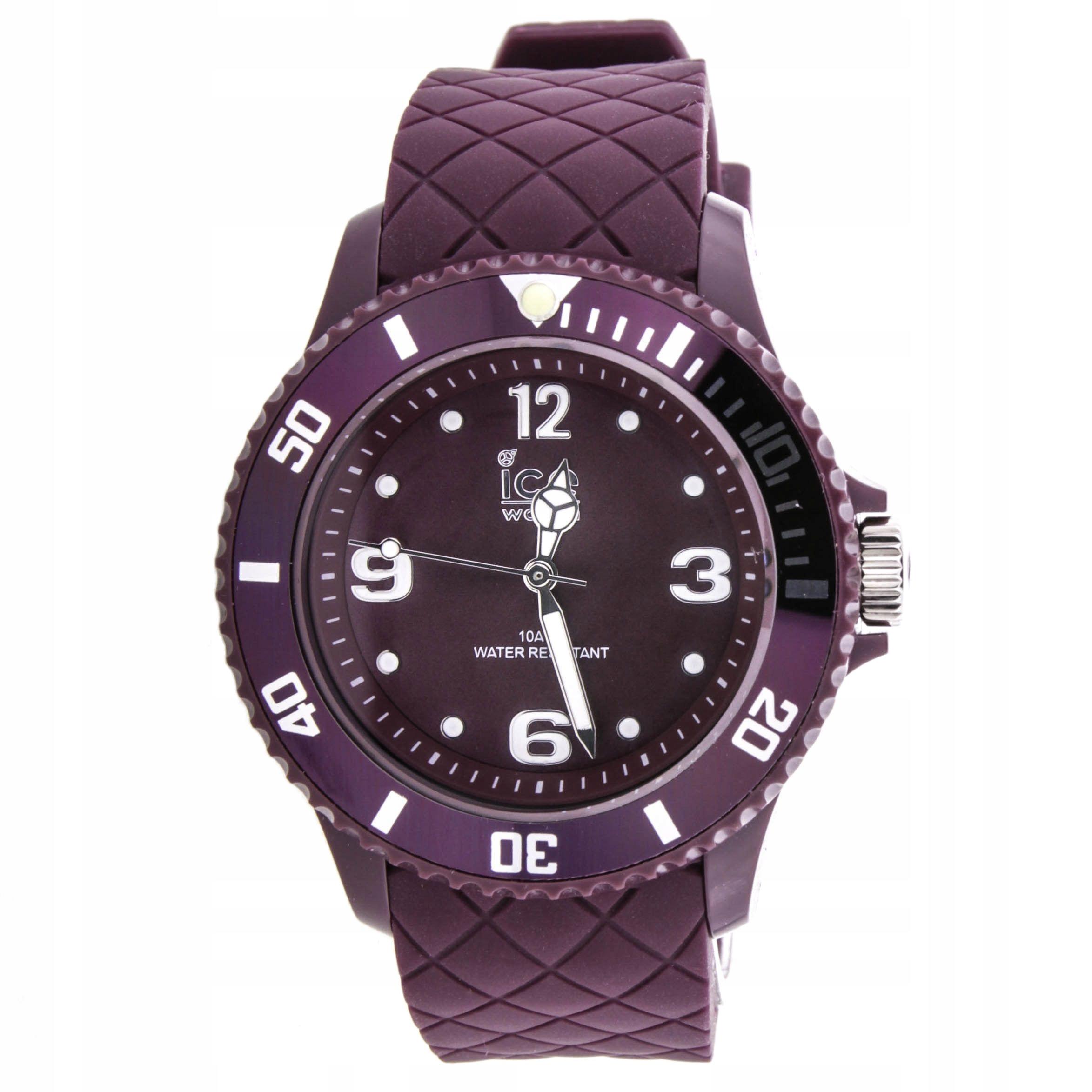 Zegarek ICE WATCH 007274 10 ATM fioletowy