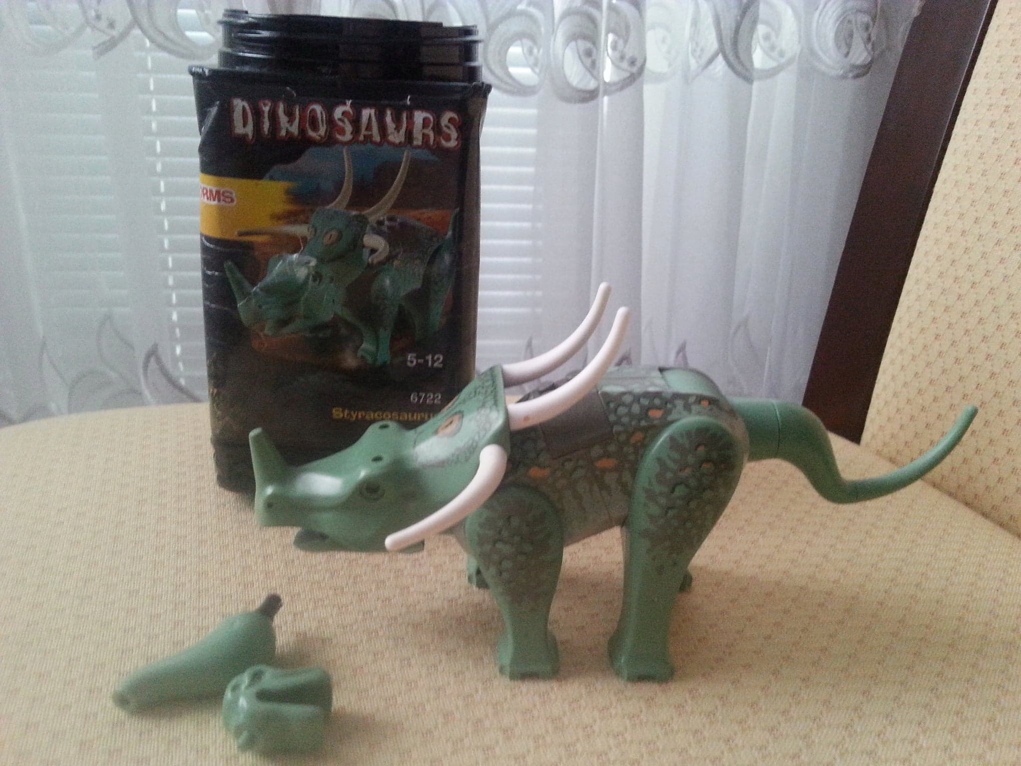 Lego Dinosaurs 6722 Styracosaurus