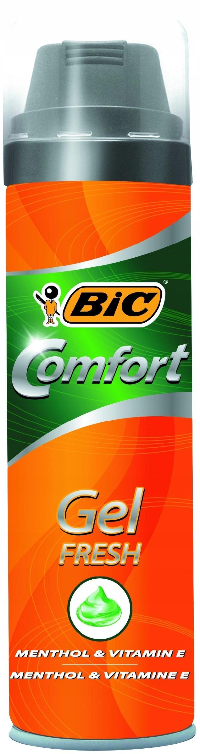 Bic Żel do golenia Fresh BIC COMFORT 200ml