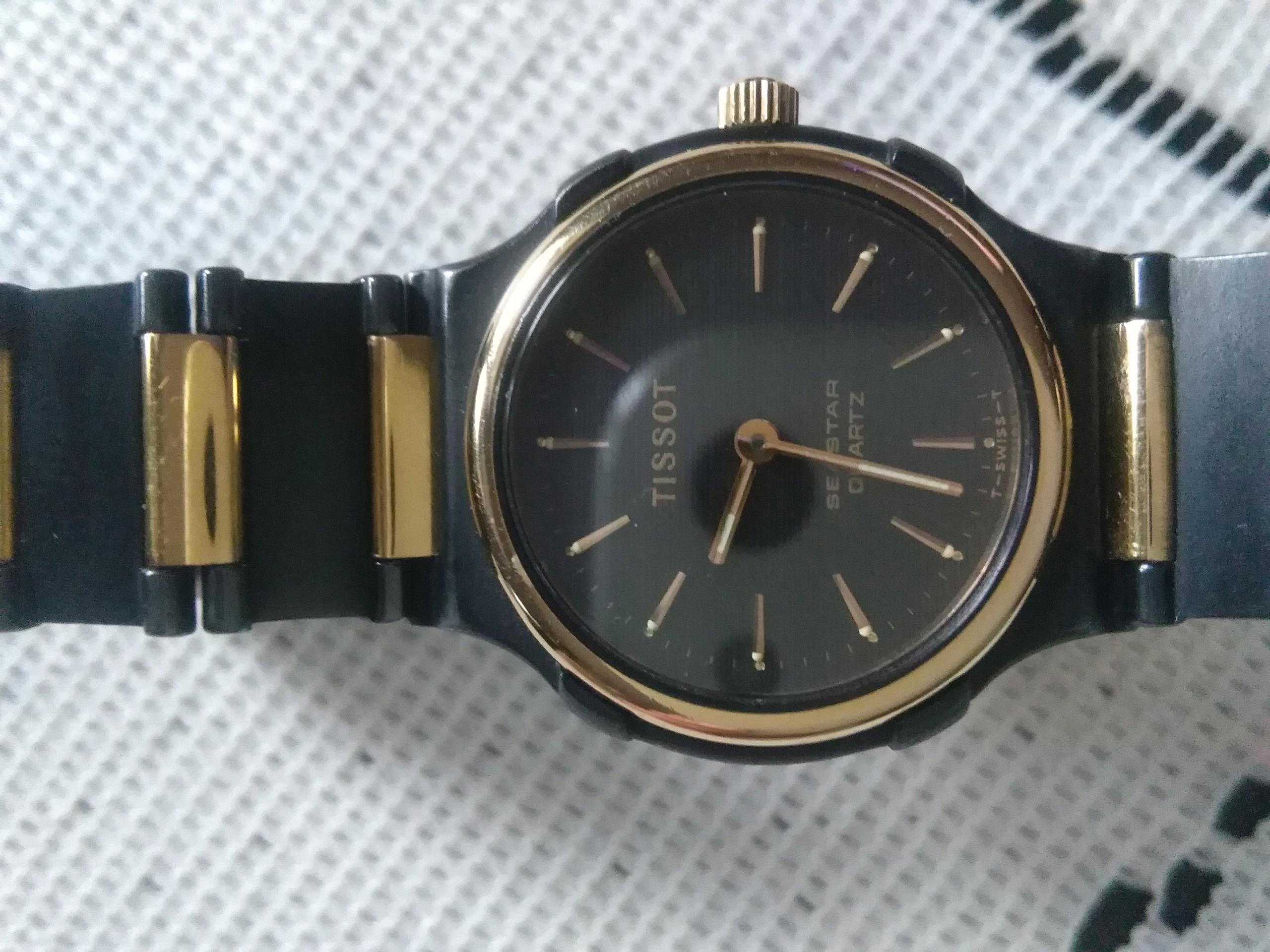 Zegarek Tissot Oryginalny