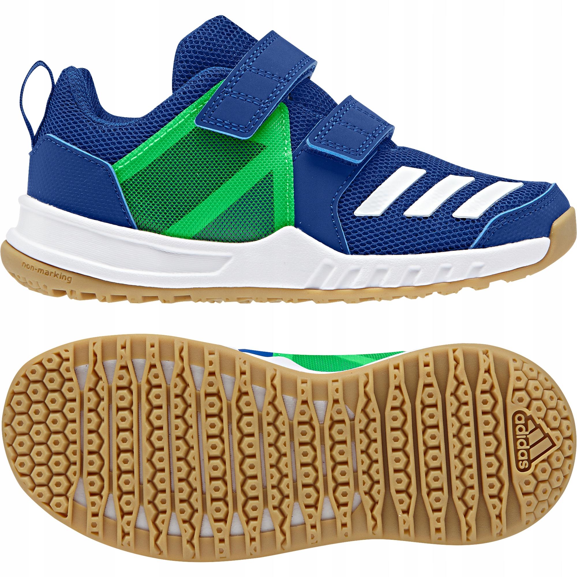 buty dziecięce adidas FortaGym r 35 AH2562