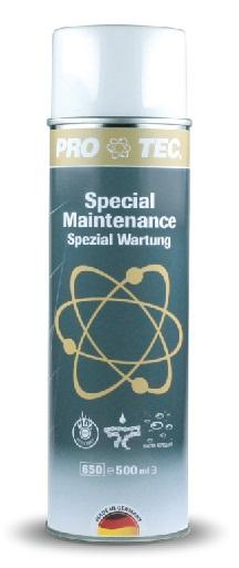 Special Maintenance silikonowy suchy smar w spraju