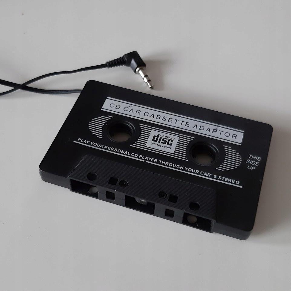 Adapter mp3 kaseta