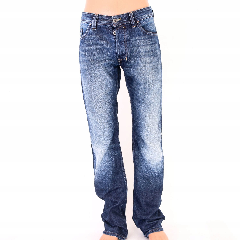 U Diesel Spodnie Męskie Jeansy Safadoo *W32 L32*