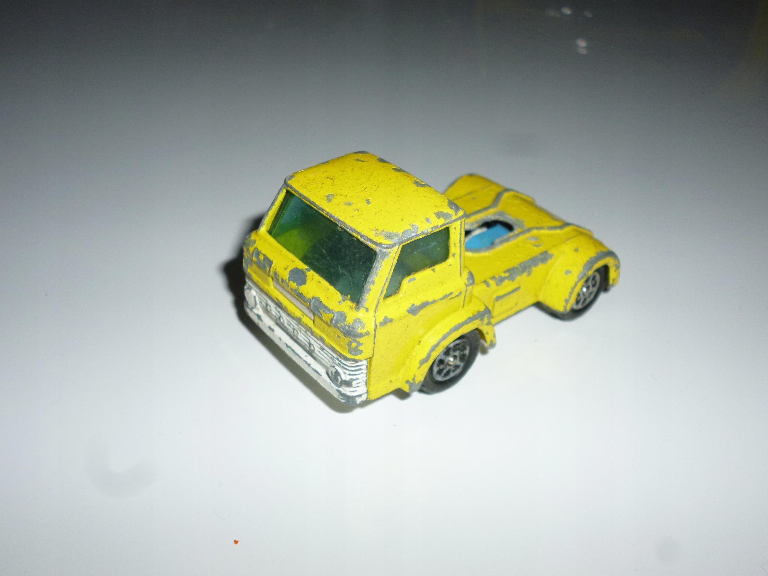 Ford Seria D Corgi model resorak autko